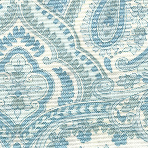 Blue Prints Cozy Curtains