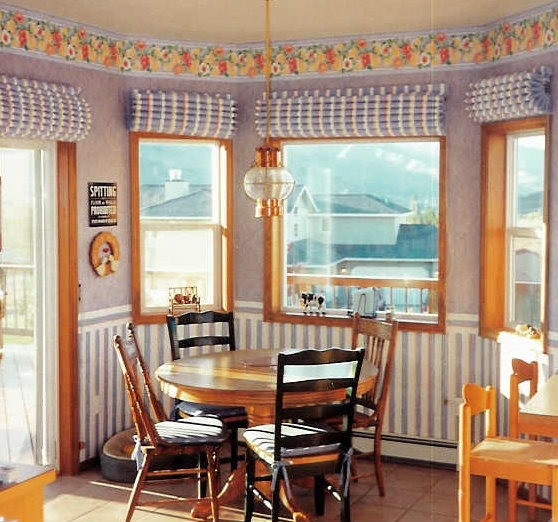 Kitchen Nook Curtains: Insulated Shades & Curtains