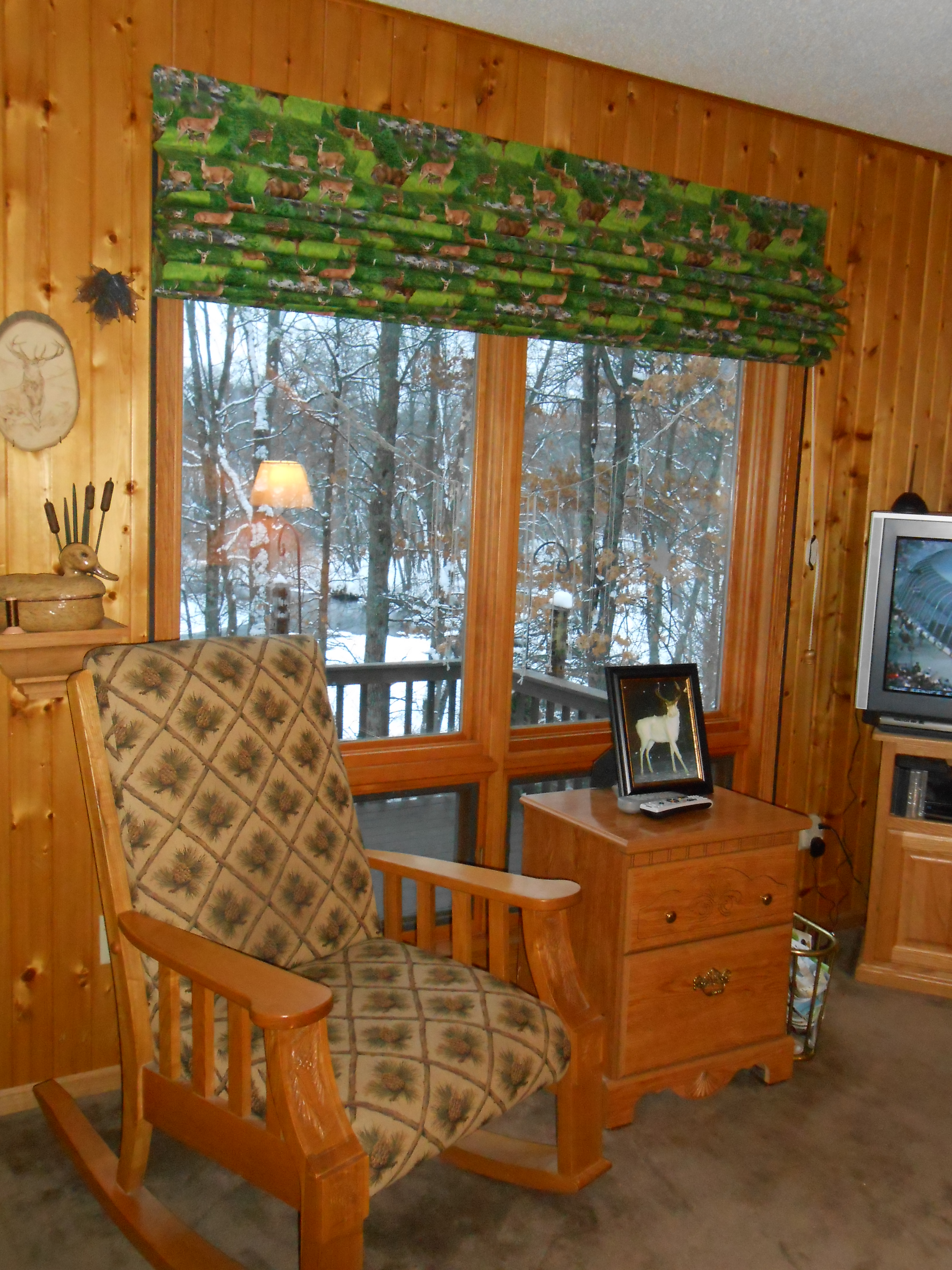 Gallery Of Installed Insulated Window Coverings Cozy Curtains